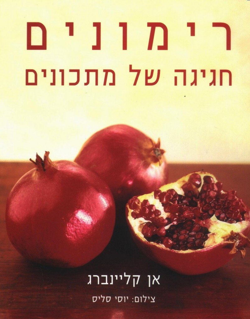 Rimonim in Hebrew Cover 803x1024